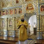 Архипастырский визит митрополита Исидора в пос. Пржевальское