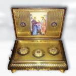 Обращение митрополита Смоленского и Дорогобужского Исидора к смолянам по случаю принесения в Смоленскую епархию ковчега с частью Пояса Пресвятой Богородицы